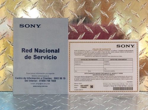 autoestéreo sony con
