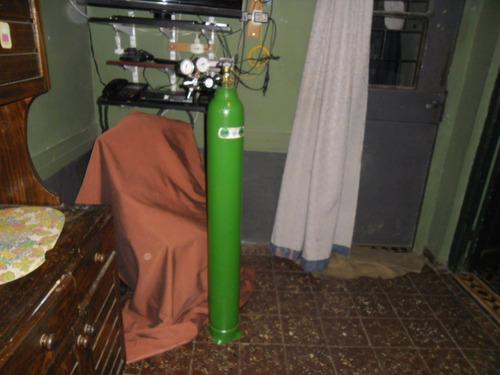 autogena tubo con manometro aga al dia con boleta $ 7500