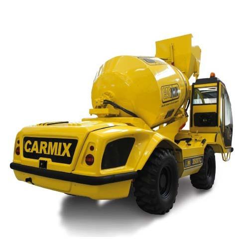 autohormigonera carmix mixer 3 m3 3500tc