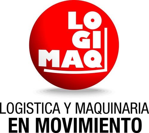 autolevadores baoli u$s 12.800 +iva 12 cuotas s/recargo