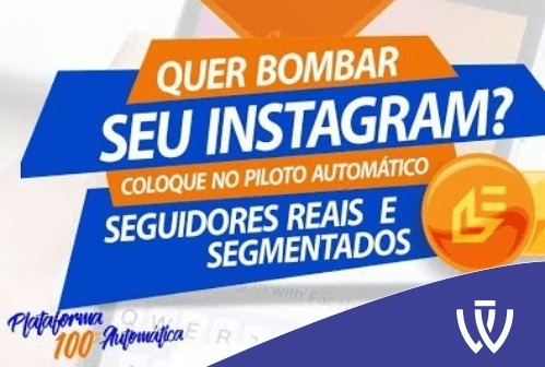 automação instagram com suporte