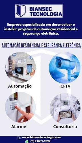 automação residencial e segurança eletrônica