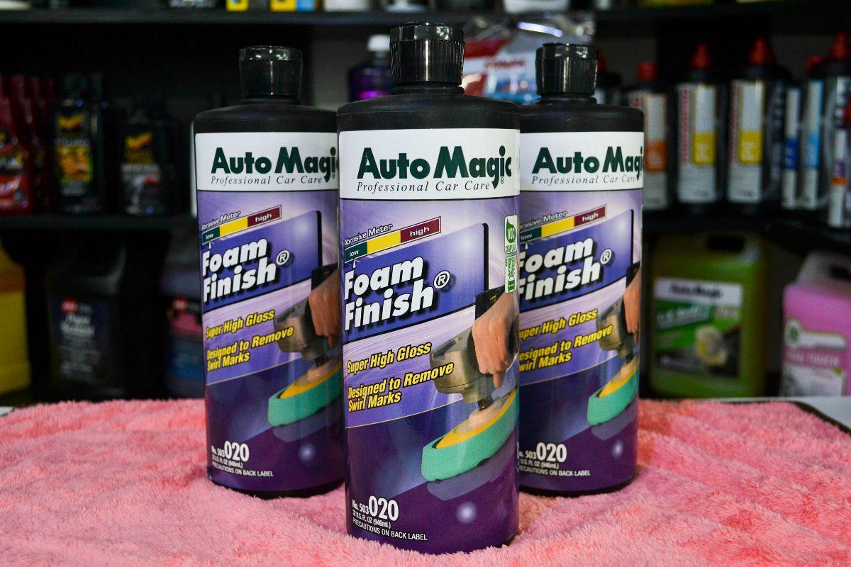 Картинки по запросу Auto Magic Foam Finish