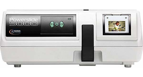 automated 35mm slide scanner ©