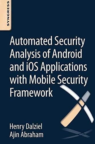 automated security analysis of android and ios applications