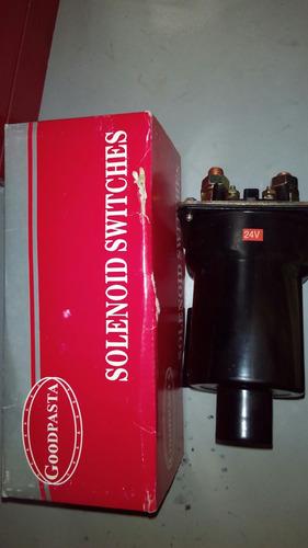 automatico de arranque 40mt 24 voltios mack