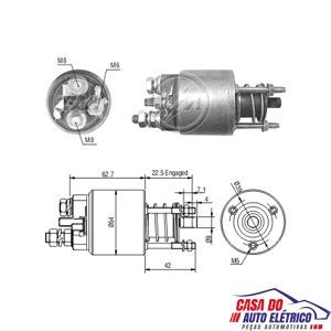 automatico motor partida fire sistema m. fiorino 2002 a 2010