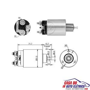 automatico motor partida sistema bosch s10 1996 2004