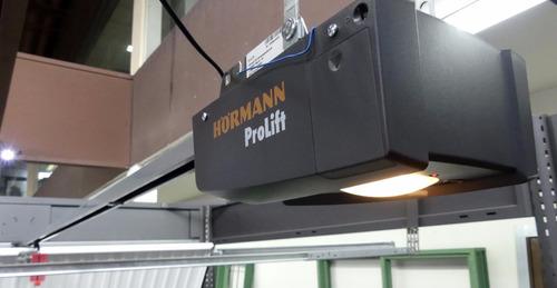 automatismo aleman hörmann para porton basculante
