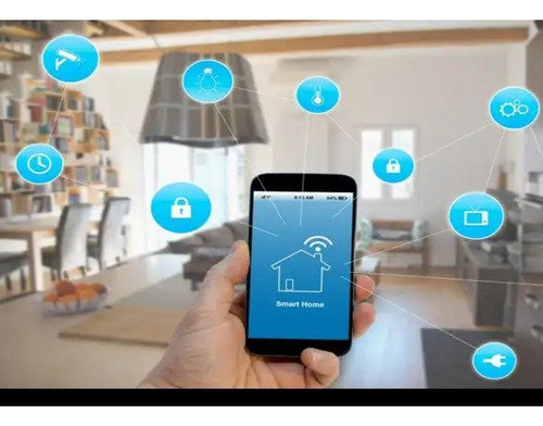 automatización de casas