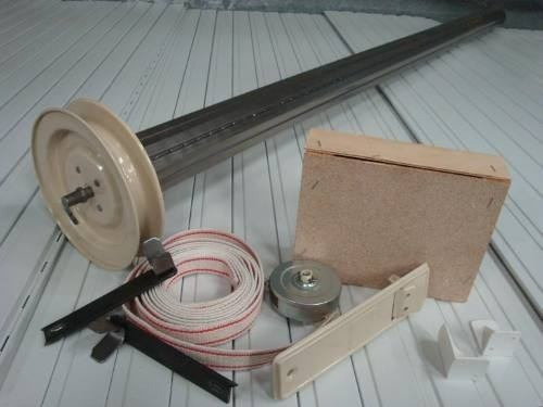 automatización de persianas. reparación madera pvc aluminio.