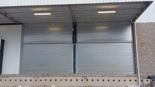 automatización de portones y cortinas metálicas