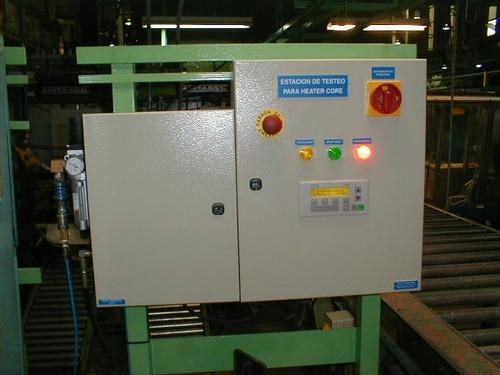 automatización industrial, ingeniería, armado tableros plcs