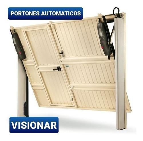 automatización - reparación - mantenimiento - motor porton