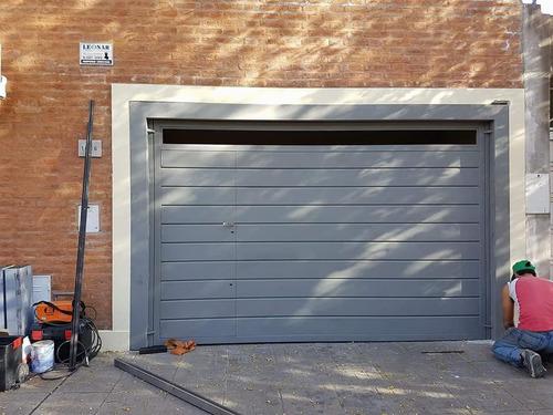 automatizacion y reforma de portones (para autos, garage)
