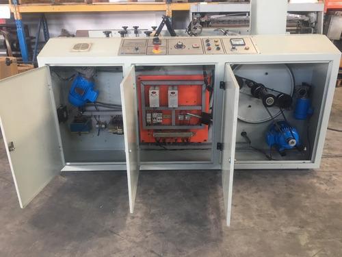 automatización y reparación de maquinaria industrial