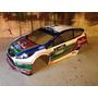 Hpi Body Ford Fiesta Wr8 Flux Escala 1:8 Nueva