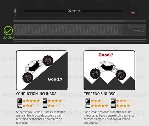 automodelismo rc auto radio control jlb cheetah 21101 1/10