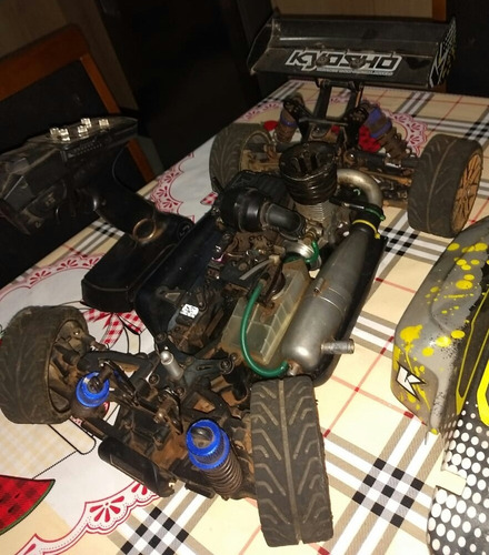 Automodelo Inferno Neo Motor 21  Jg Roda Reserva  Pilha