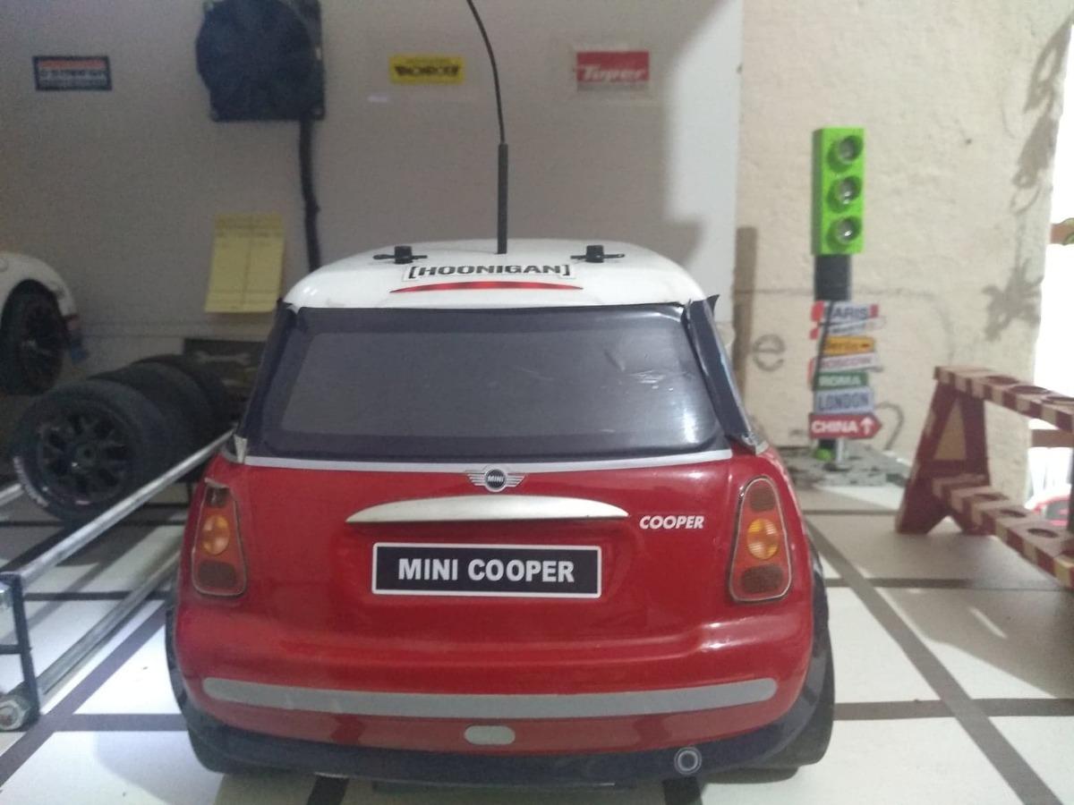 Automodelo Rc Mini Cooper 1/10 (da Hobby Engine)