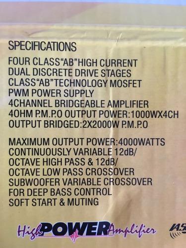 automotivo booster módulo amplificador