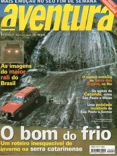 automóvel aventura 9 * ago/00