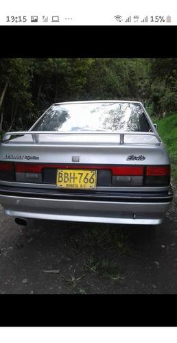 automovil en perfecto estado modelo 1992