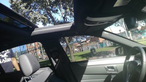 automovil mercedes benz e200 gasolina 2.0 blindado