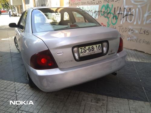 automovil nissan sentra 1.8 año 2006 valparaiso