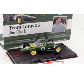 4be435afe58c 43 Lotus 25 Jim Clarck Campeon F1 1963 1 - Automóviles Escala 1 43 ...