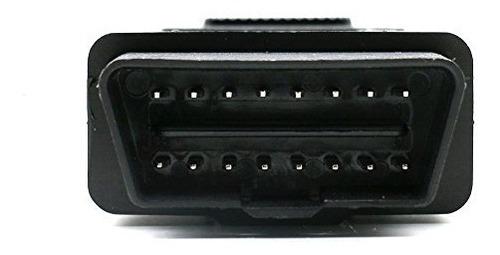 autool bt50 herramienta de batería obd2 ecu cable de alimen