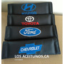Bandana Cinturon De Seguridad Chevrolet-toyota-fiat-chery-wv