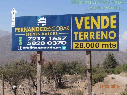 autopista los libertadores s / n