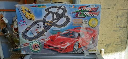 autopista para coches de juguetes electivos nuevo