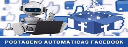 autopostador postagens no facebook