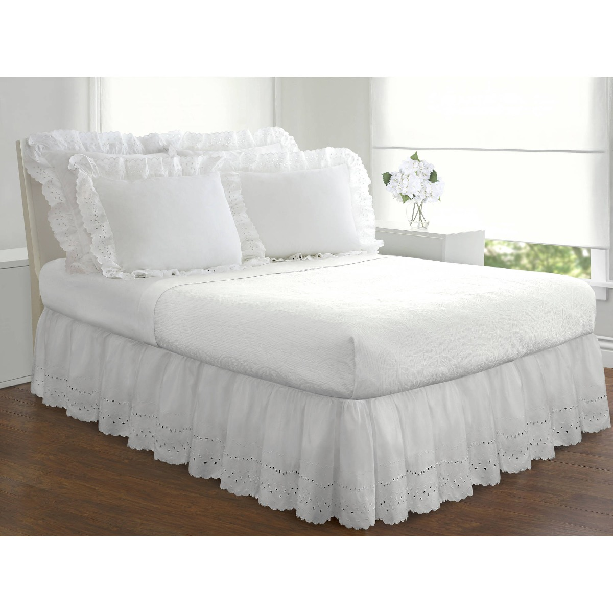 Autor ojete volantes falda de cama ropa de cama 187 - Ropa de cama zaragoza ...