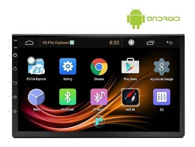 Autoradio Android Bluetooth Wifi Gps Hd Usb Waze Youtube