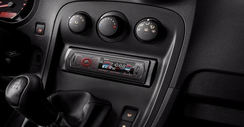 autoradio bluetooth, pantalla lcd, usb, sd, mp3, auxiliar
