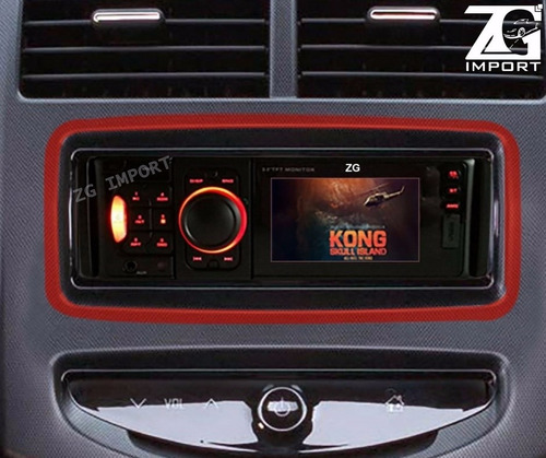 autoradio con bluetooth, dvd, cd, usb, mp3, entrada aux