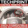 Control Remoto De Timon Para Autoradio Dvd Gps Universal