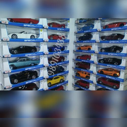 autos a escala 1:18 lamborghini aventador lp 700-4