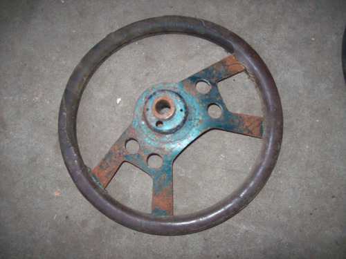 autos antiguos--volante--
