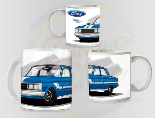 autos argentinos ford chevy torino dodge tazas
