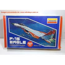 Avion Armable F-15 Eagle Para Armar
