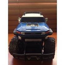 Juguete. Hot Wheels. Toyota Fj. Control Remoto. Colección.