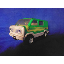 Carro Camioneta Van Tonka Vintage