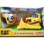 Carro Volteo Y Maquina Control Remoto Cat Caterpillar