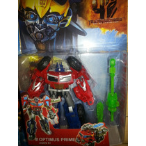 Transformer Robots Optimus Prime Bumblebee Ironhide 15cm