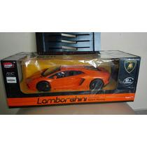 Excelente Carro A Control Remoto Lamborghini