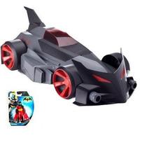 Carro Batmovil Con Muñeco De Batman Matel